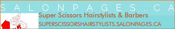 Super Scissors Hairstylists & Barbers