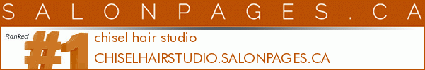 chisel hair studio